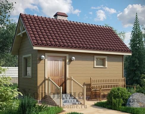 Проекты домов из пеноблоков с мансардой 8х8, 9х9 и других